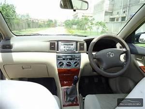 Toyota Corolla 2 0d Saloon 2005 Model For Sale