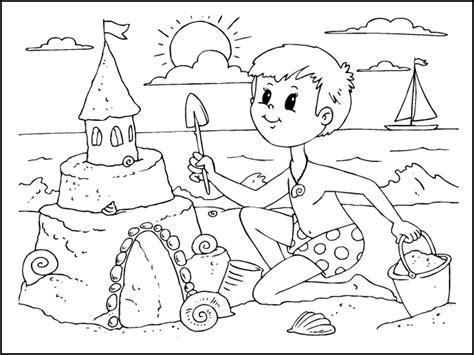 disegni da colorare lestate mamma  casalinga