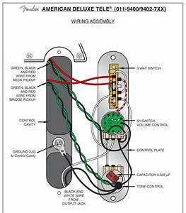 Wiring Diagram  28 Telecaster Wiring Diagram 3 Way
