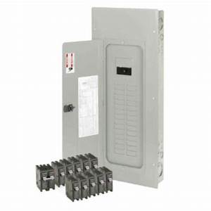 Eaton 150 Amp 30 Circuit Type Br Main Breaker Load