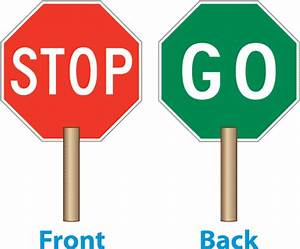 Stop And Go : 12 handle stop go sign paddle y1263 by ~ Medecine-chirurgie-esthetiques.com Avis de Voitures