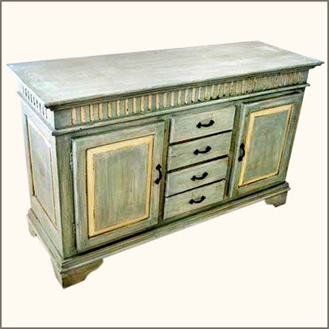 Painted Kitchen Sideboards by Oklahoma Farmhouse Painted Sideboard Buffet With
