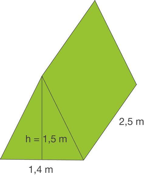 oberflaeche und volumen prismen mathe digitales