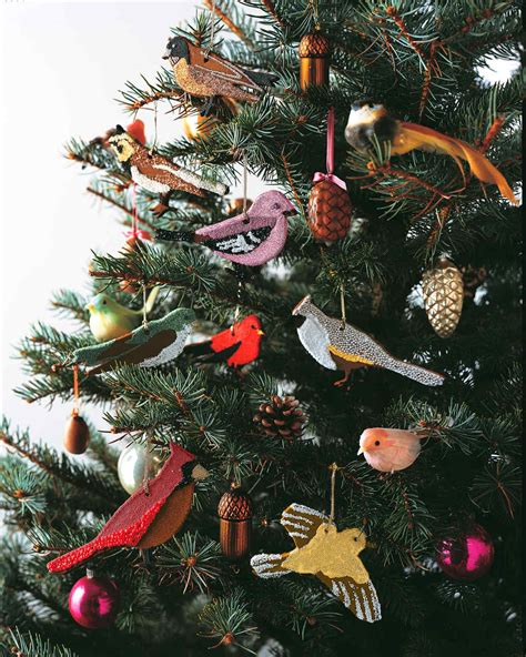 cinnamon bird ornament video martha stewart