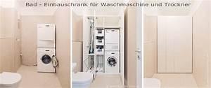 Trockner Und Waschmaschine übereinander : einbauschrank schrank auf ma einbauschrank bad ~ Michelbontemps.com Haus und Dekorationen