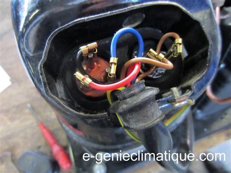 compresseur chambre froide positive froid01 le circuit frigorifique de base dans une chambre