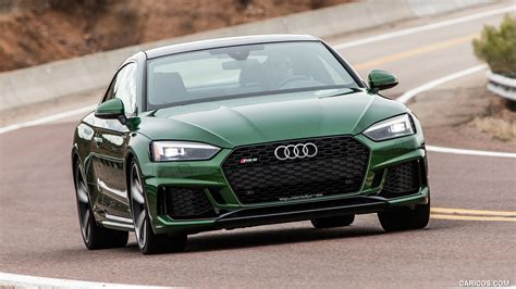 2018 Audi Rs5 Wallpaper by 2018 Audi Rs5 Us Spec Front Hd Wallpaper 9