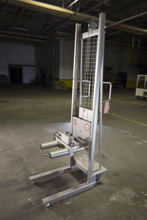 multivac rollstock lift high purity equipment