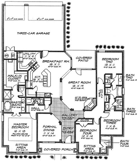 images  jack  jill layouts  pinterest house plans shared bathroom  design