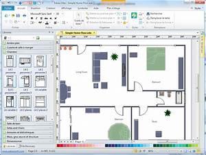 logiciel de plan de maison telechargement des exemples With logiciel pour faire un plan de maison