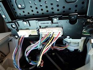 Help Me To Know Radio Connector Pinout In Toyota Corolla