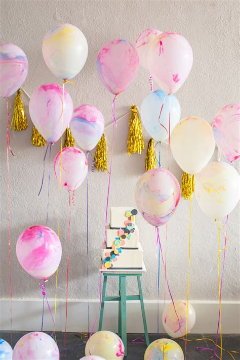 28 Cool Diy Balloon Projects  Stylish Eve