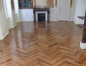 un parquet cloue au point de hongrie mise en oeuvre With pose parquet point de hongrie