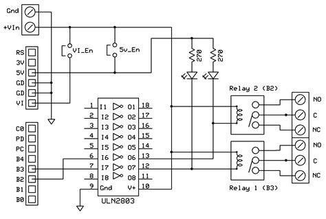 relay base wiring diagram electrical website kanriinfo