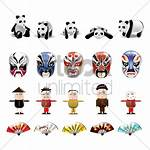 Icons General China Decorative Stockunlimited Graphic