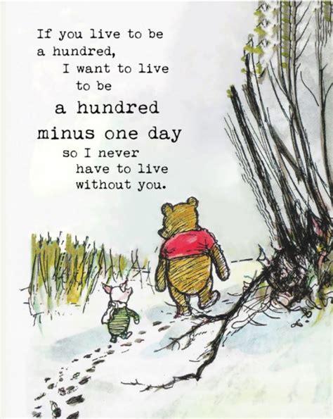 winnie  pooh quotes   facet  life book riot