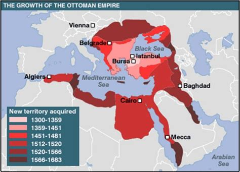 When Did The Ottoman Empire Begin - ottoman empire freemanpedia