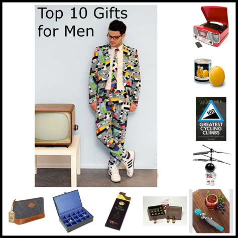 Top 10 Best Gifts For Men