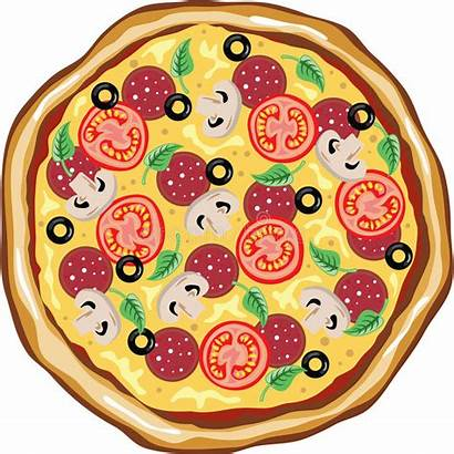 Pizza Illustration Clip Vector