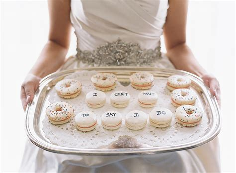 macaroon wedding theme arabia weddings