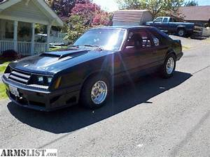 ARMSLIST - For Sale: 1982 mustang gt