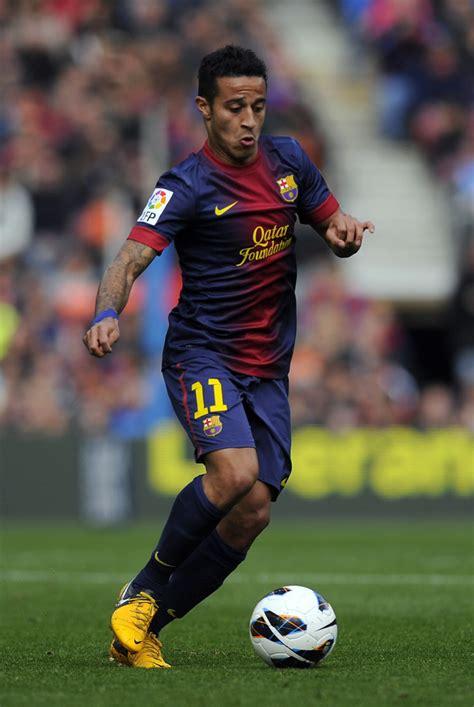 Thiago Alcantara - Thiago Alcantara Photos - FC Barcelona ...