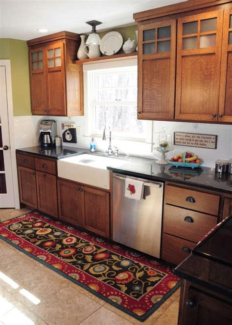 farmhouse kitchen tiles ripple effect new blue home countertop 3709