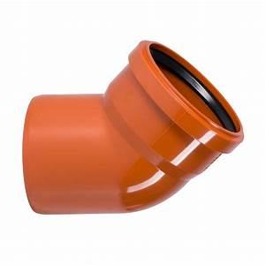 Kg Rohr Material : kg bogen dn200 45 grad rohr abwasserrohr kanalrohr orange ~ Articles-book.com Haus und Dekorationen