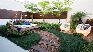 beautiful amenagement jardin exterieur avec galets With good idee deco maison neuve 18 deco jardin artificiel