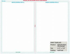 folded templates With multi page booklet template