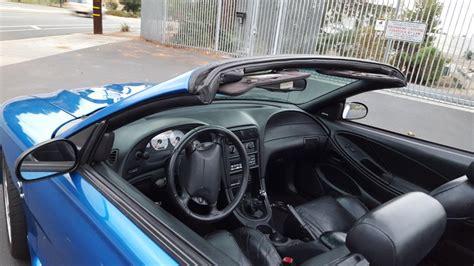expired  bright atlantic blue cobra convertible