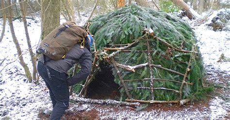 survival shelter supervivencia shelters build refugio camping survivalist environment naturaleza
