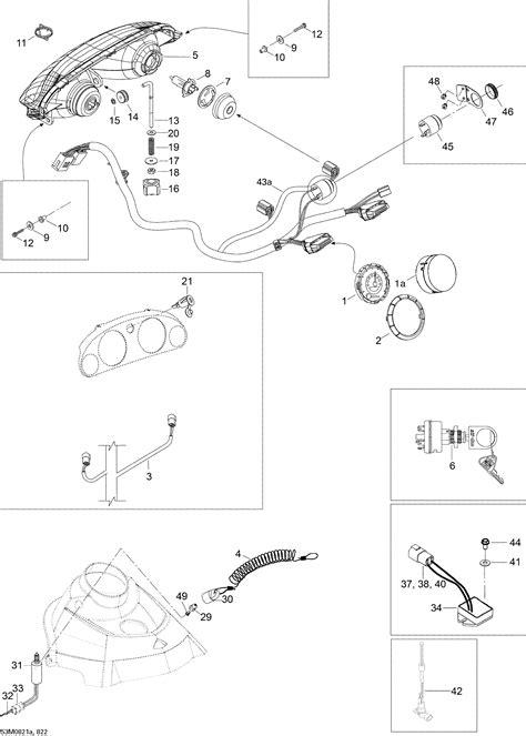 Skandic Wiring Diagram by Ski Doo Skandic Wiring Diagram Wiring Diagram Database