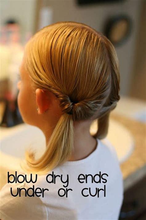 ladne fryzury dla dzieci