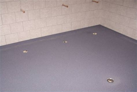 How Make Paint Stick to Concrete Shower Floor   eHow