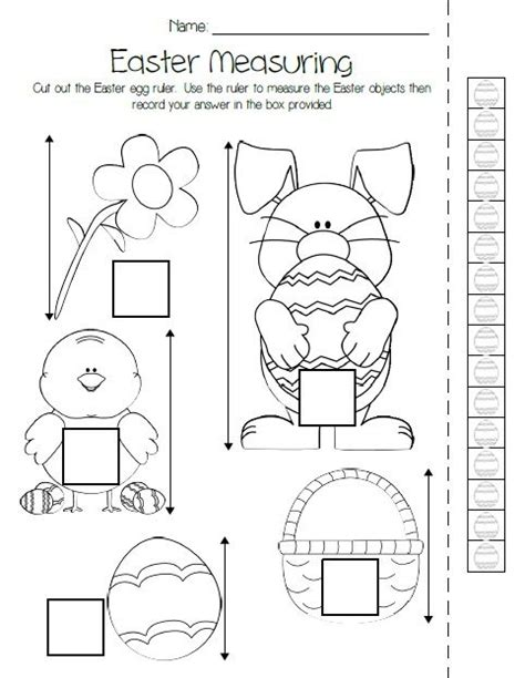 HD wallpapers kindergarten easter math worksheets