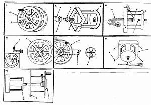 Suncast Craftsman Hose Reel Parts