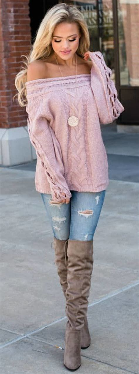 Casual Winter Outfits Ideas For Women - EveSteps