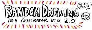 art block randraw random drawing idea generator artist ...