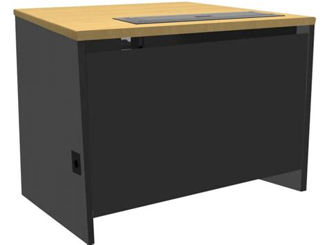 computer lift for desk 46 series computer desk with trolley monitor lift nva