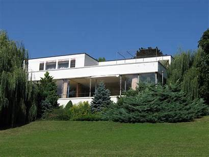 Tugendhat Villa Garden Brno Rap Clark Thousandwonders