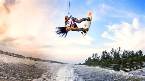 boat  wakeboarder guy tanaka youtube