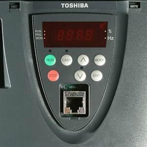 Toshiba Vfps1 18 5kw 400v 3ph Ac Inverter Drive  Sto  C3