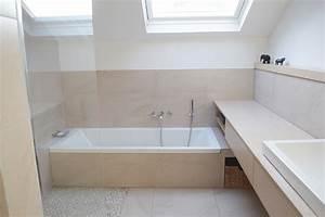 Decke Im Bad Renovieren : kleines bad mit dachschr ge planungswelten ~ Sanjose-hotels-ca.com Haus und Dekorationen