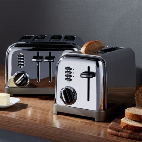 Toaster Photo by Cuisinart Classic Toasters Crate And Barrel