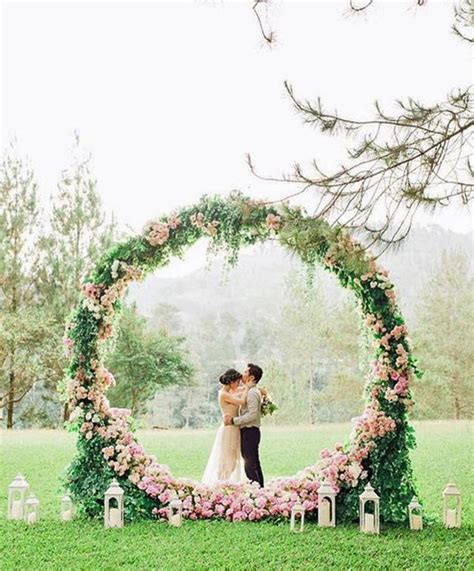 Image result for circle arches (With images) Wedding