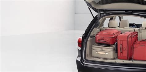 acura rdx cargo space latest cars