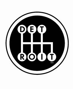 "SHIFTER Logo Decals - 6"" x 6"" – Made In Detroit"