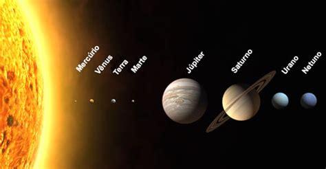 curiosidades sobre os planetas do nosso sistema solar