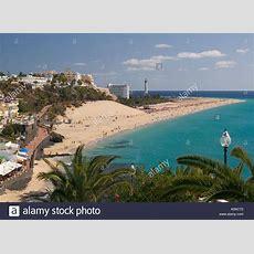 Playa De Sotavento De Jandia Morro Jable Fuerteventura